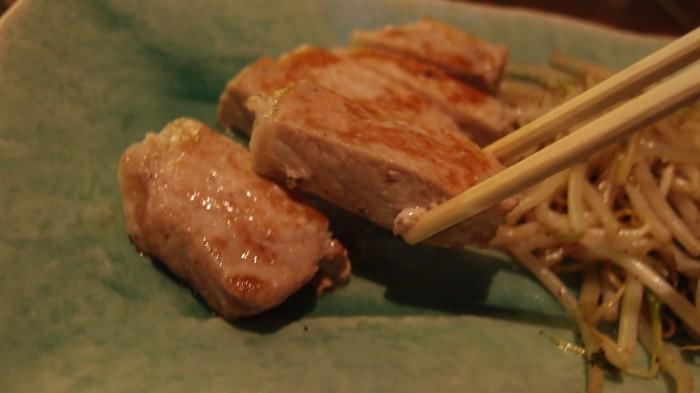 エリュシオン 三元豚ポークステーキ