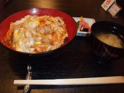 新三浦ガーデン 親子丼
