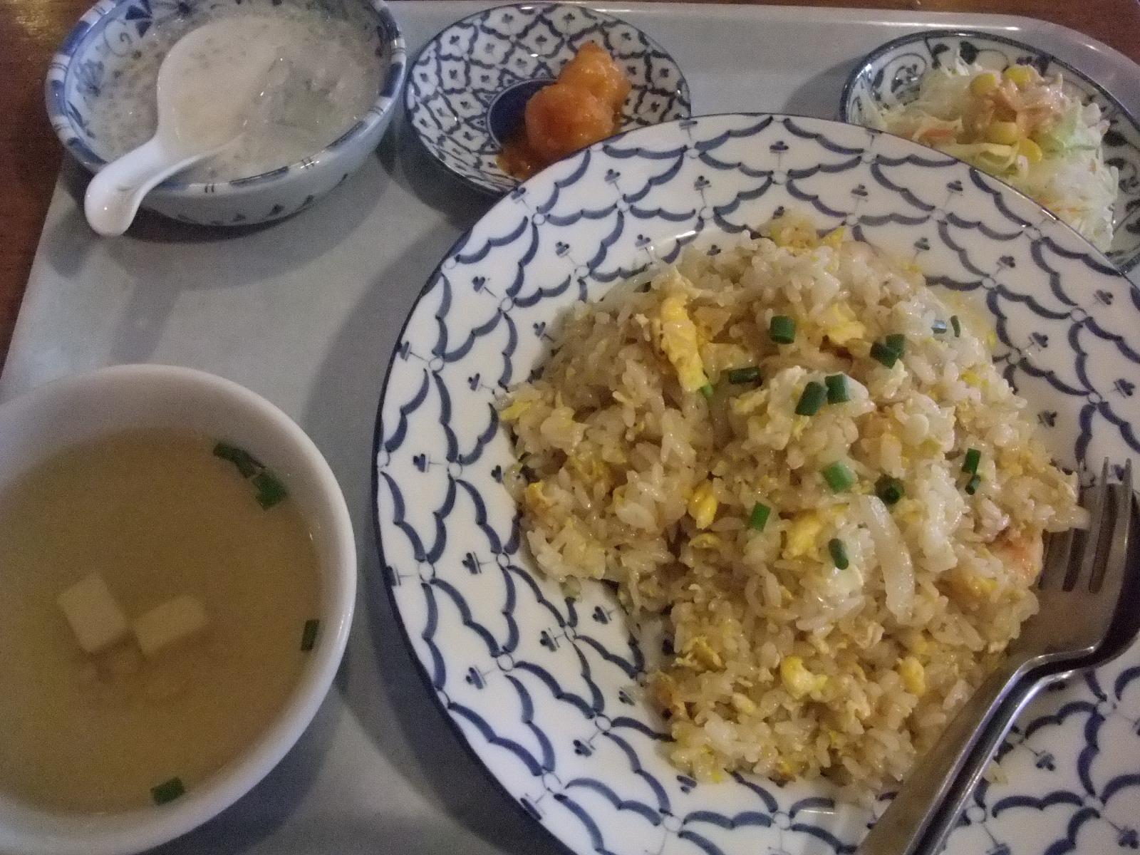 有楽町 タイ国料理SiAM 炒飯