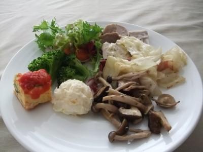 リストランテ シルベラード 前菜