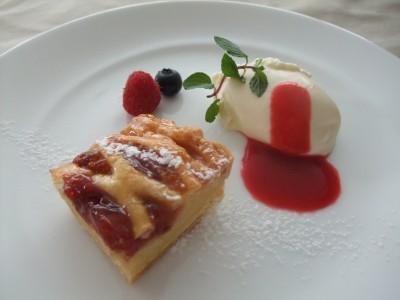 リストランテ シルベラード デザート