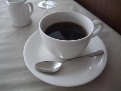 リストランテ シルベラード コーヒー
