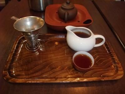 三徳堂 プーアル茶
