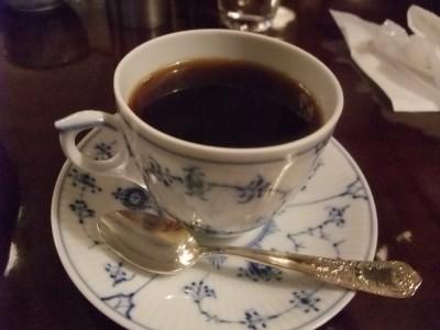 椿屋珈琲店 ブレンドコーヒー