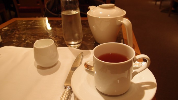 BOUTIQUE & CAFE@ペニンシュラ東京 紅茶