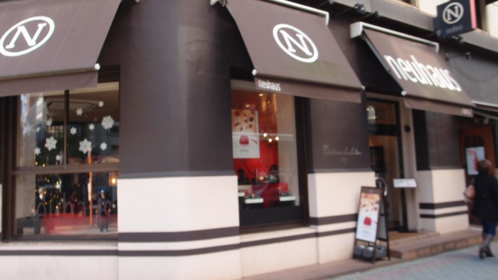 neuhaus(ノイハウス) 外観