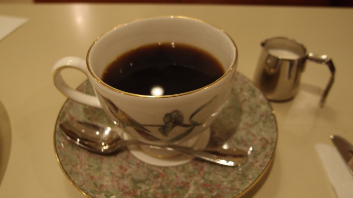 カフェパウリスタ コーヒー