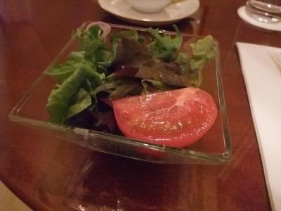ロイヤルクリスタルカフェ サラダ