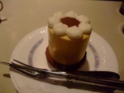 カフェパウリスタ ケーキ