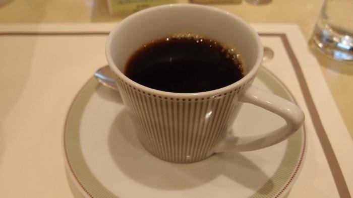 ParksideDINER@帝国ホテル コーヒー
