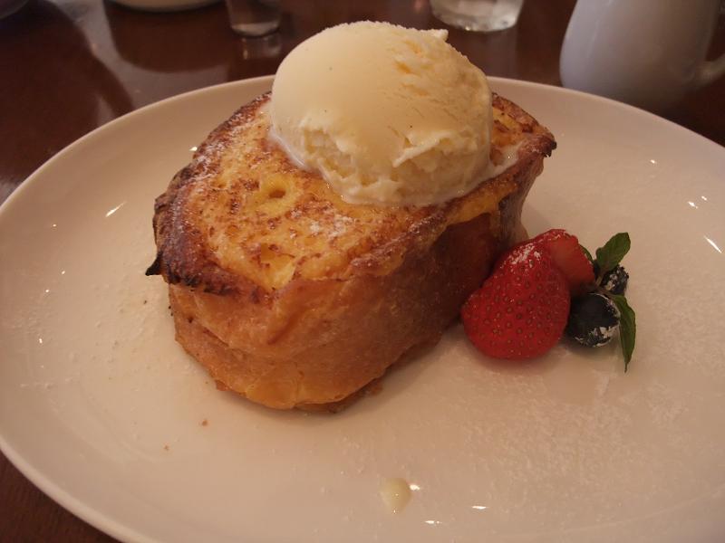 銀座 スワンカフェ パンペルデュ | キッシュランチプレート