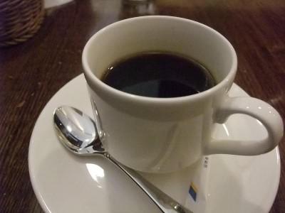 BISTRO LE VIN コーヒー