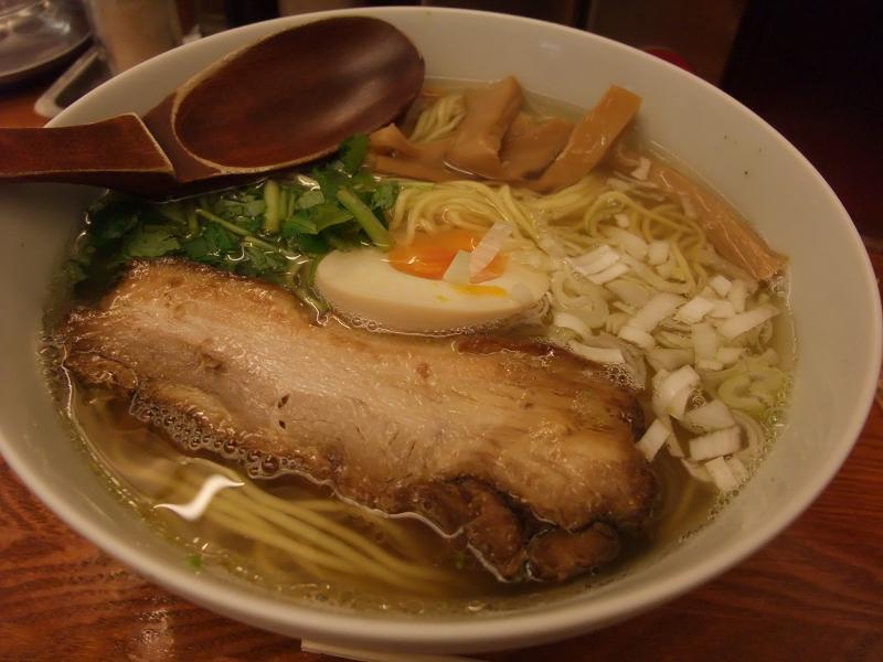 有楽町 麺屋ひょっとこ 和風柚子柳麺