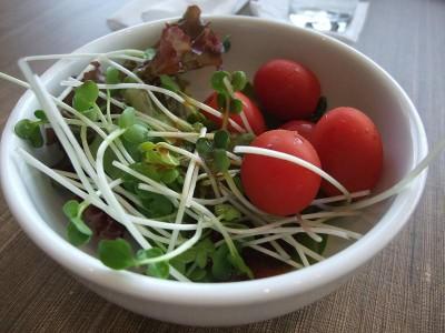 天壇 サラダ