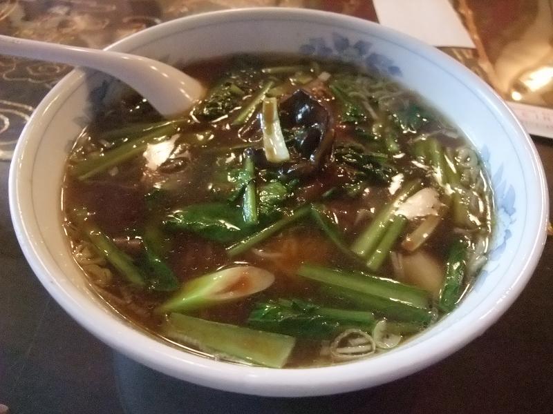 有楽町 慶楽 牛肉湯麺