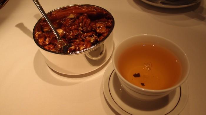 ヘイフンテラス@ペニンシュラ東京 中国茶