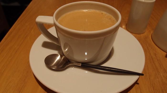 David Myers Cafe@三越 コーヒー