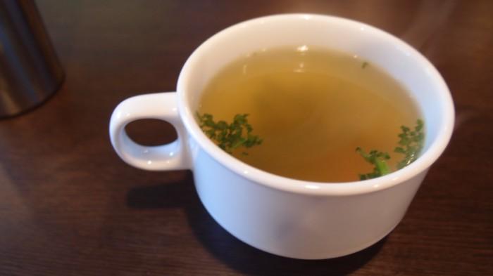 Bistro Vosges スープ