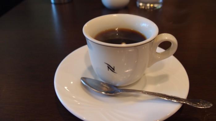 Bistro Vosges コーヒー