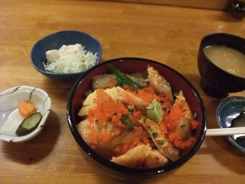 銀座 あね川 鮭ハラス丼