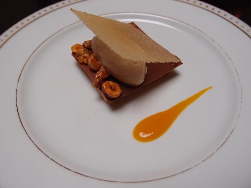 汐留 ザ・ラウンジ@パークホテル東京 Atrium Dessert