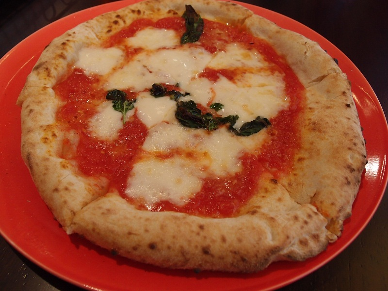 銀座 Pizzeria Trattoria Mergellina(メルジェリーナ) PranzoB