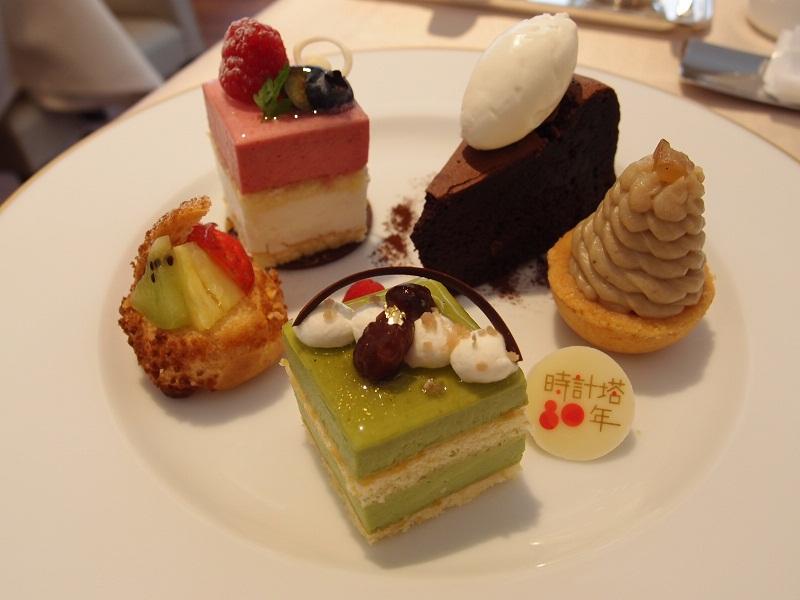 ケーキセット1