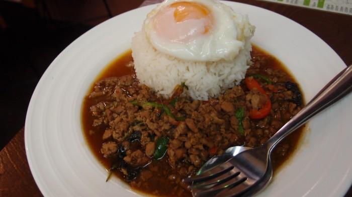 Bua de Thai(ブア・デ・タイ) カーオ・ガパオ