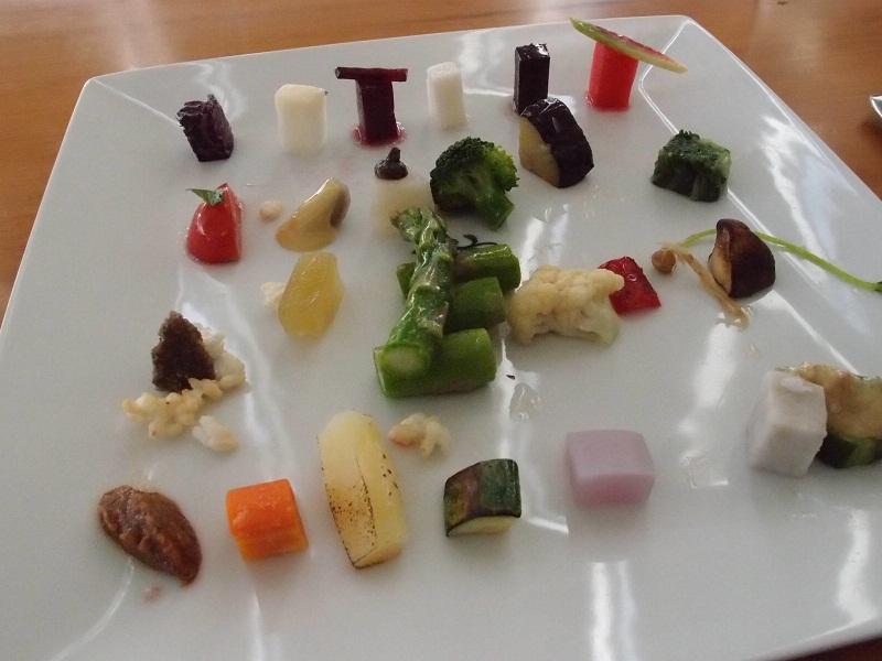 銀座 chez tomo(シェ トモ) お昼のコース