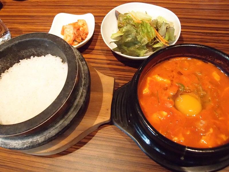 銀座 KollaBo ソゴンドン純豆腐チゲ