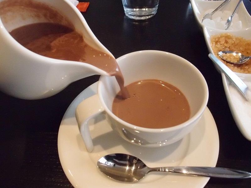 銀座 Blondel(ブロンデル) Chocolats Drink