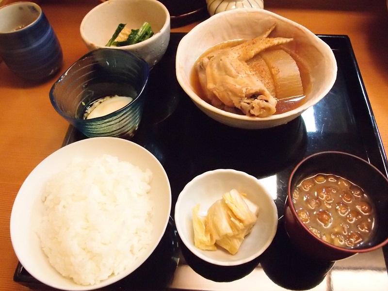 銀座 おうち 日替わり定食