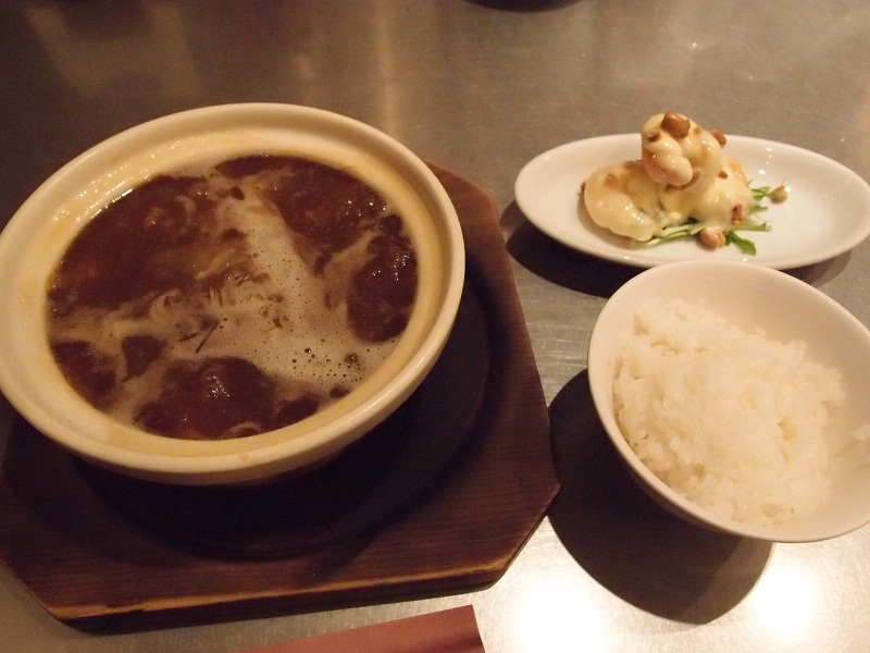 東京駅 頂上麺 頂上麺セット