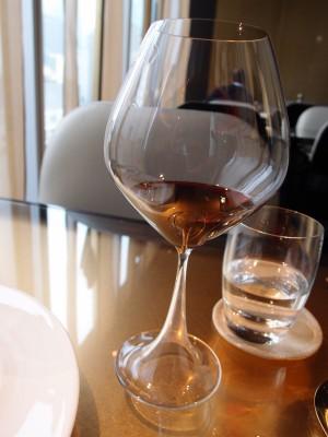 アルマーニ リストランテ 赤ワイン