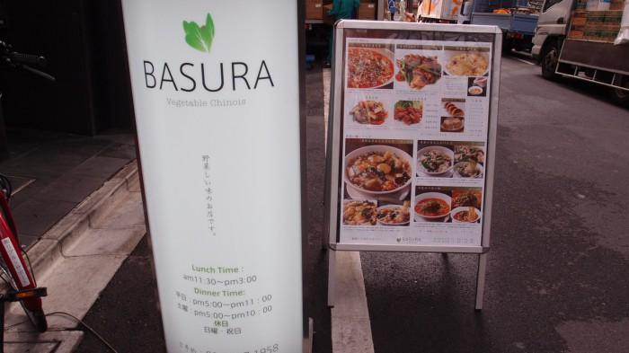 BASURA 入口