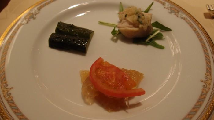 楼蘭 前菜