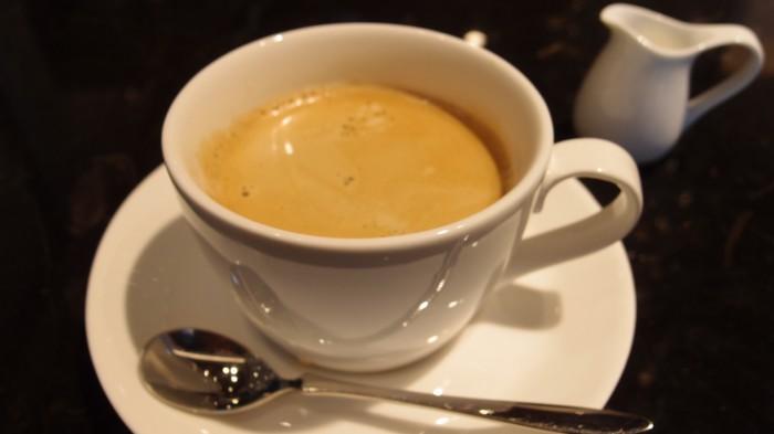 エノテカ・ミレ コーヒー