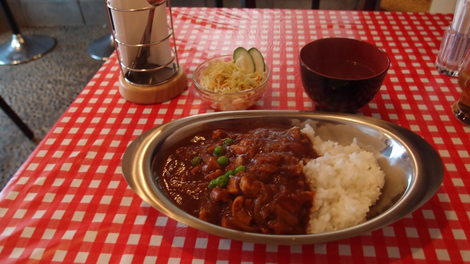 平塚 洋食エイト ハヤシライス
