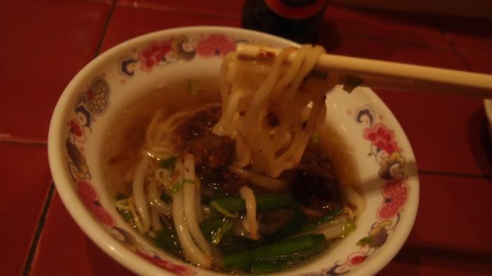 台南担仔麺 来来 担好麺