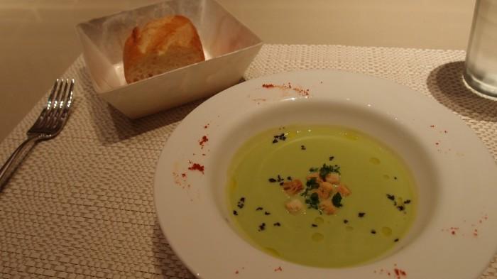 Coronilla viande et lègumes@ベルビア館 スープ