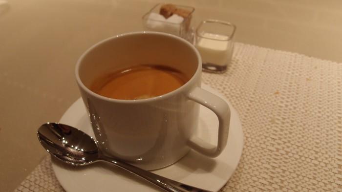Coronilla viande et lègumes@ベルビア館 コーヒー