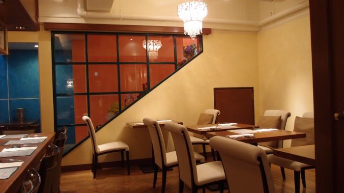 Taverna GUSTAVINO(グスタヴィーノ) 店内