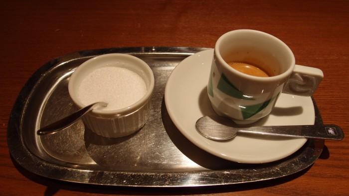 Taverna GUSTAVINO(グスタヴィーノ) エスプレッソ
