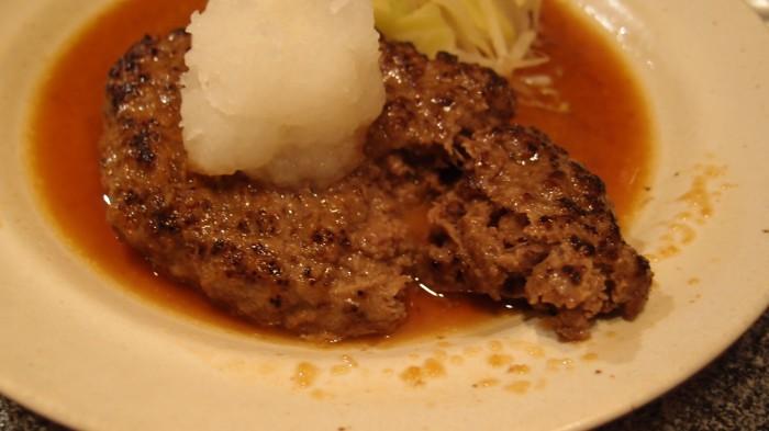 焼肉割烹 松阪 和風ハンバーグランチ