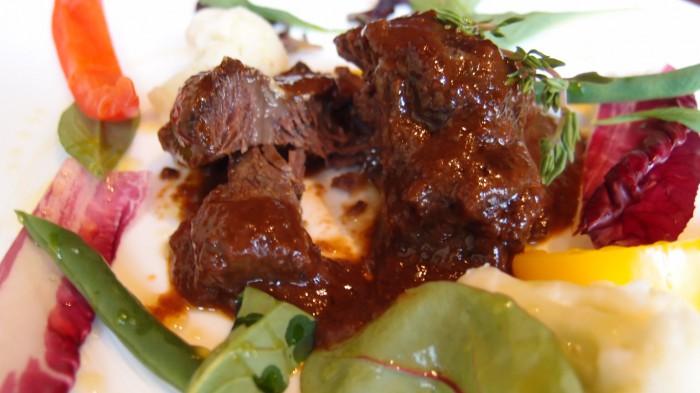 オステリア ミオ・バール 肉料理