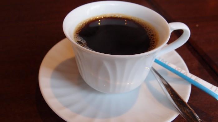 オステリア ミオ・バール コーヒー