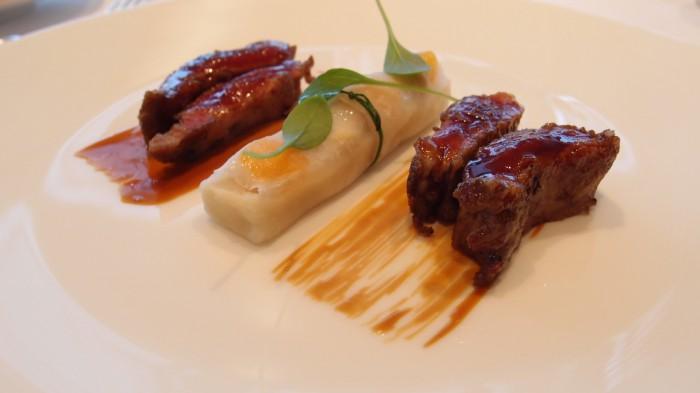 サンパウ お肉料理
