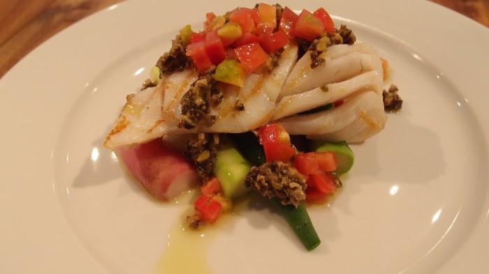sensibilite 魚料理