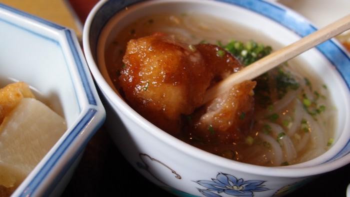 福和 豚角煮定食