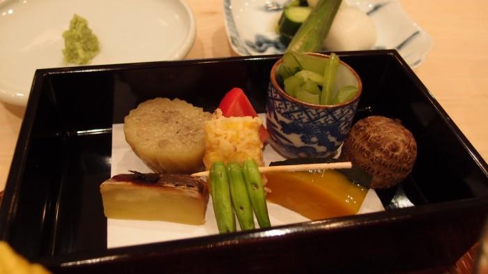 芝濱 野菜八寸